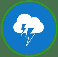 Storm Damage Restoration By Amazing Grace Restoration Services